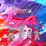 Architektur-Bastelsets - Architektur mit Soße - Kinder basteln - Jugendliche basteln - Erwachsene Architektur basteln