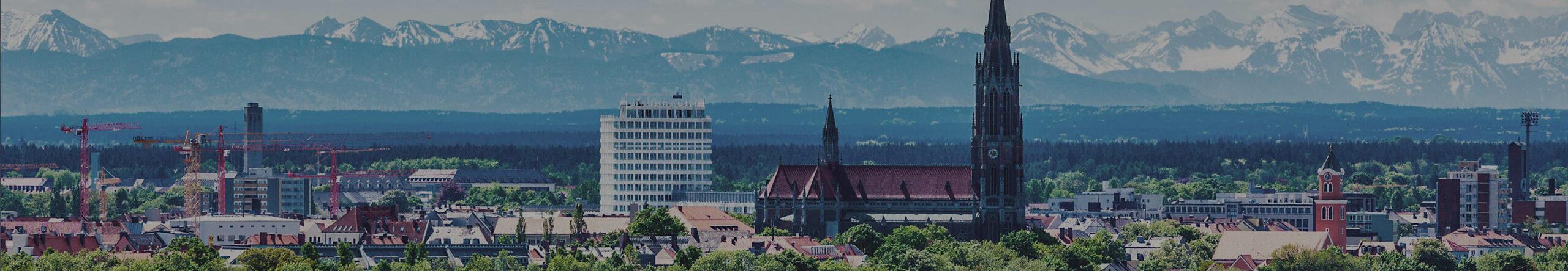 München (Bayern) in Deutschland