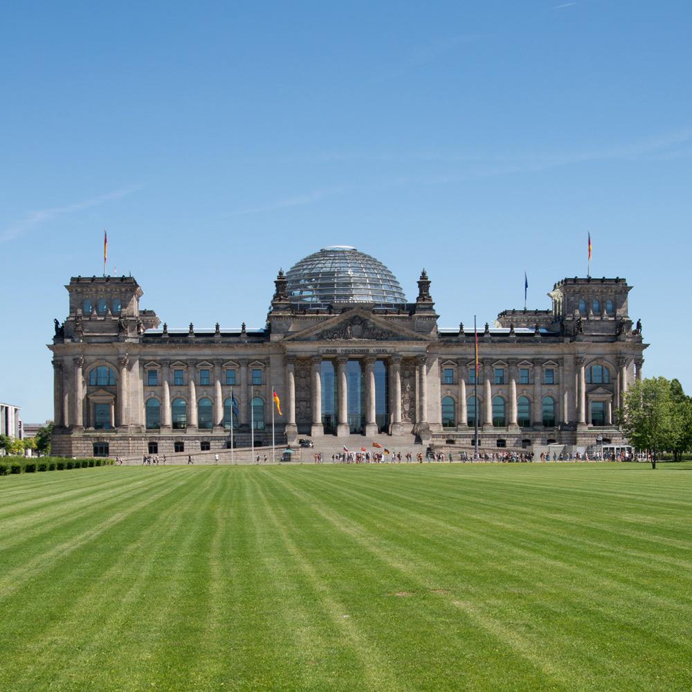 Reichstag Berlin - Reichstagsgebäude Berlin - Deutscher Bundestag