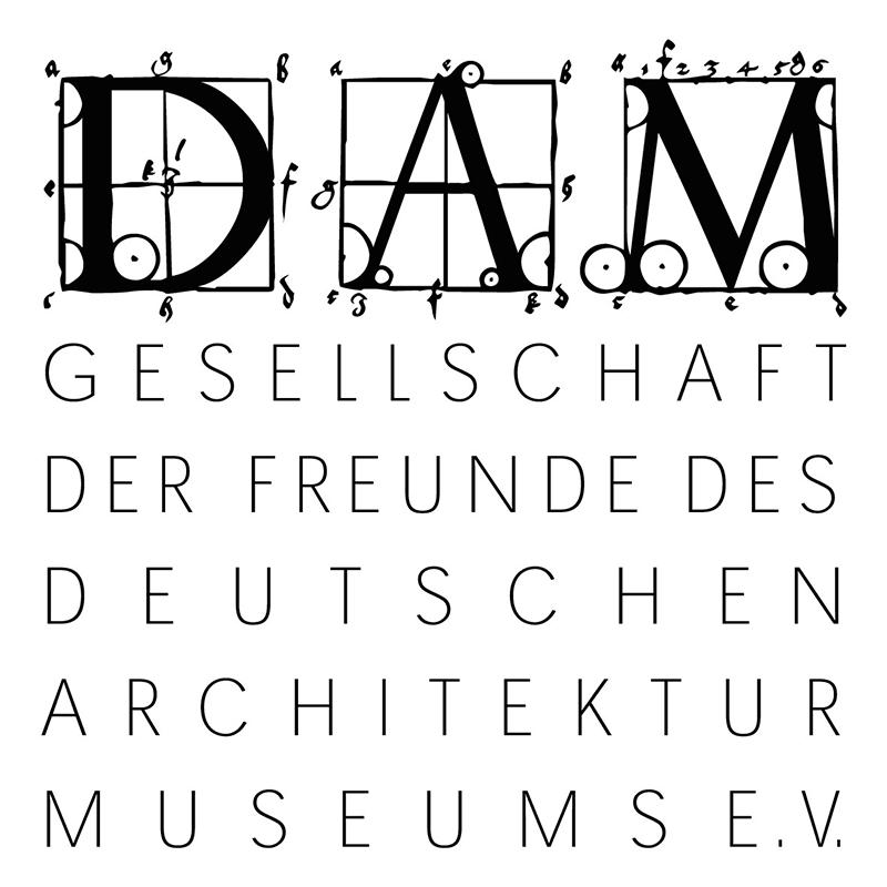DAM Freunde Logo - Freunde des Deutschen Architektur Museums FFM